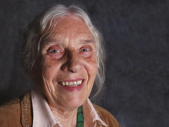 Abschied von Dr. Erika Haindl
