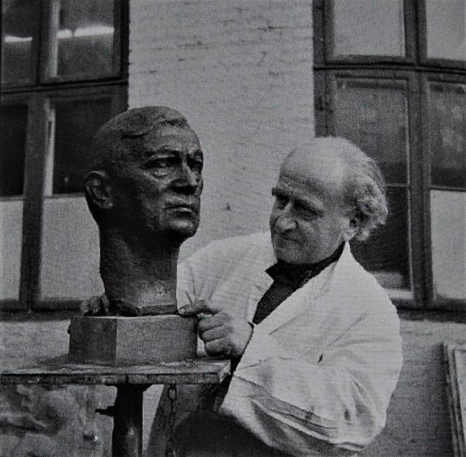 K.H. Isenstein: Zu Unrecht vergessen – jüdischer Bildhauer und Kunstpädagoge