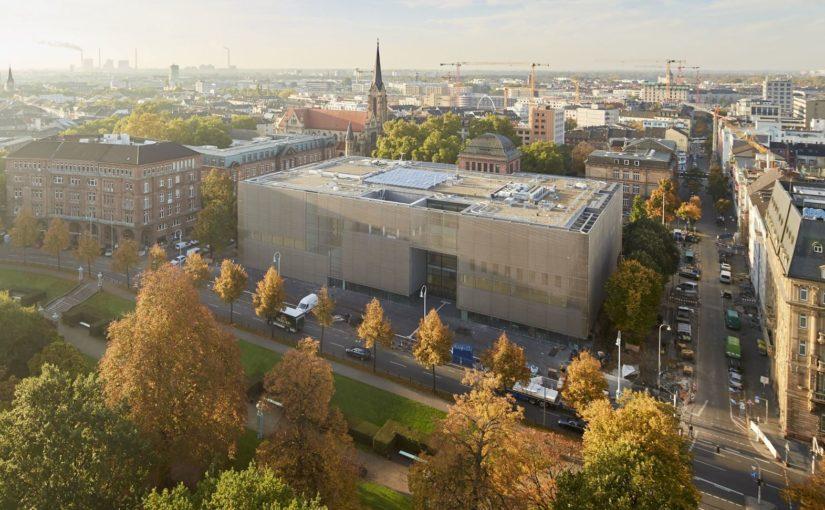 Kunsthalle Mannheim ein faszinierender Ort