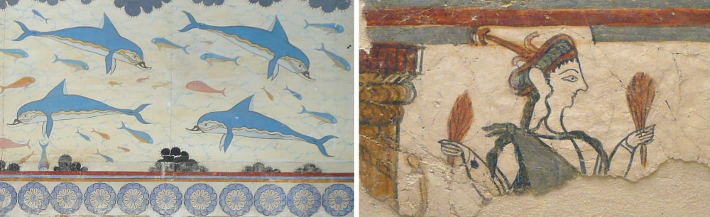 Zeitenwende. Von der minoischen zur mykenischen Kultur. Ein bebilderter Vortrag von Dr. Reinhard Schmidt