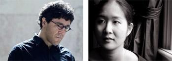 Teddie Hwang und Gerald Stempfel